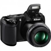 Nikon Coolpix L340-Black
