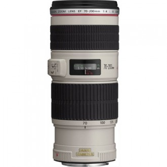 CANON 70-200 4L IS USM