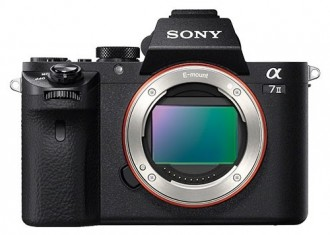 Sony Alpha ILCE-7M2 Body