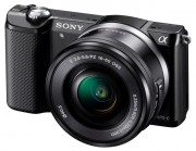 Sony ILCE-5000B16-50 Kit Black