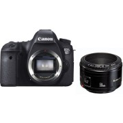 Canon EOS 6D Kit 50mm 1.8 II