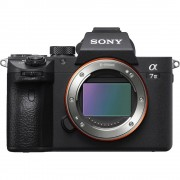 Sony Alpha A7 M3 Body     english menu