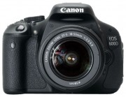 Canon EOS 600D Kit EF-S 18-55mm f/3.5-5.6 DC III