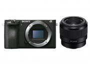 Sony Alpha ILCE-6500 kit Sony 50mm f/1.8 OSS (SEL-50F18)