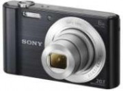 Sony Cyber-shot  DSC-W810-Black